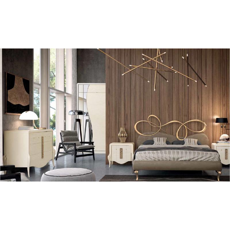 GISELLE designer Italian bed