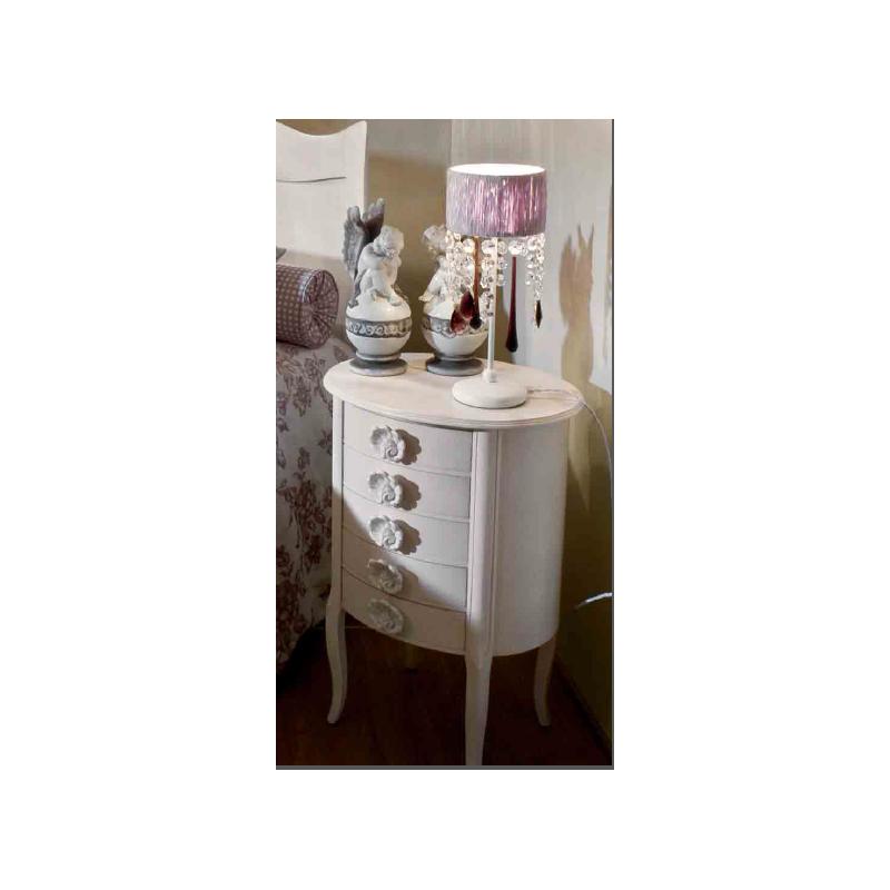 EFESTO oval bedside table