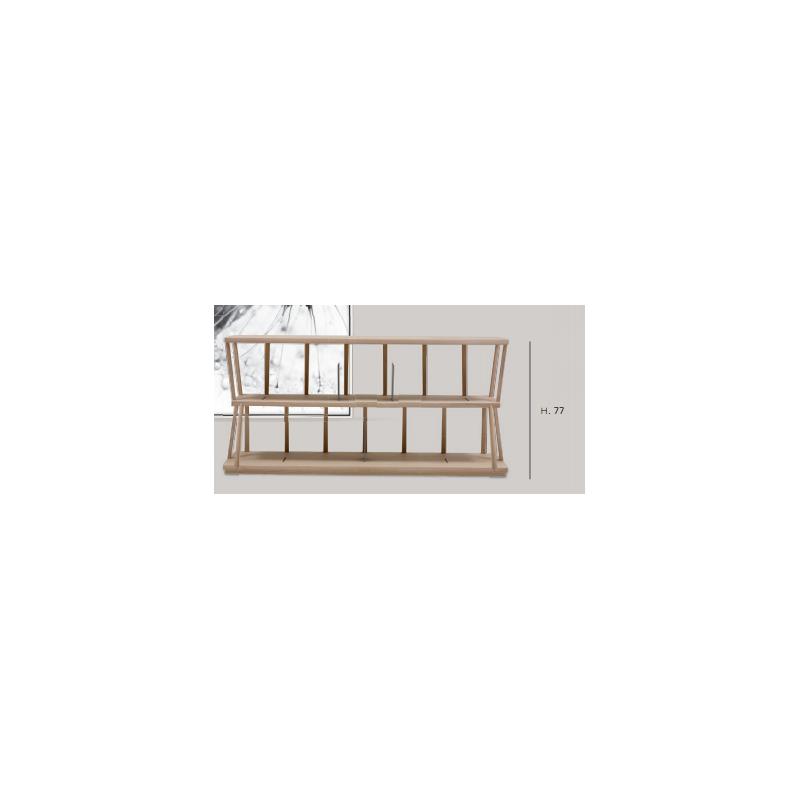 Contemporary modular bookcase