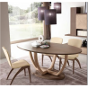 ECLETTICA  oval dining table
