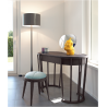 PIA oval dressing table