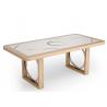 RHOMBUS rectangular dining table