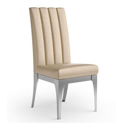 QUARTZ high back dining chair