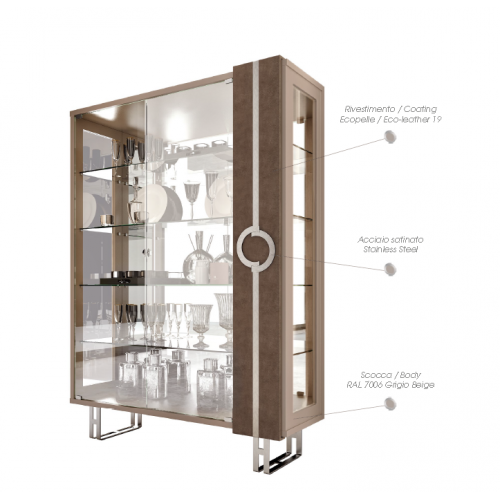LIFT display cabinet