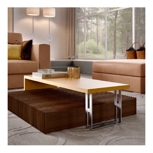 BONSEKI BRIGE coffee table