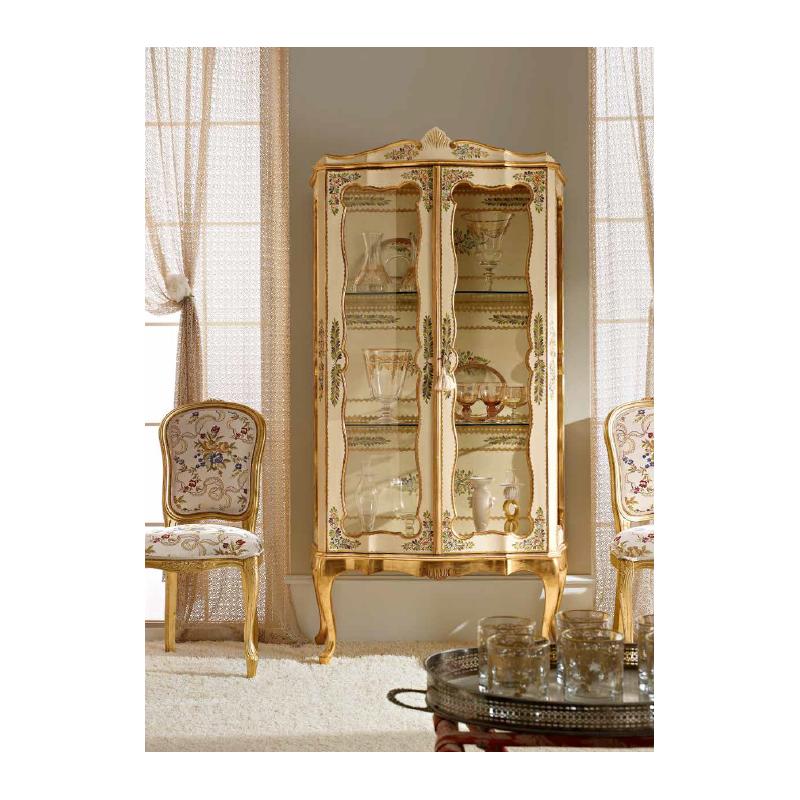 LUXURY living display cabinet
