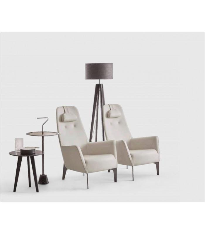 Valentina contemporary armchair